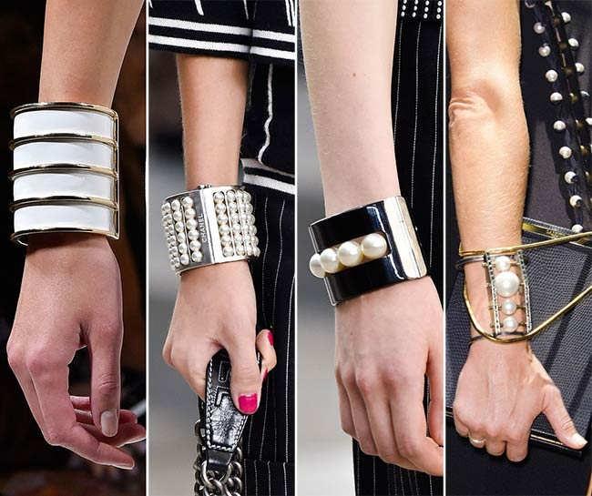 Модные браслеты 2016 года