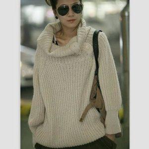 Модные свитера осень зима 2016 2017 женские фото