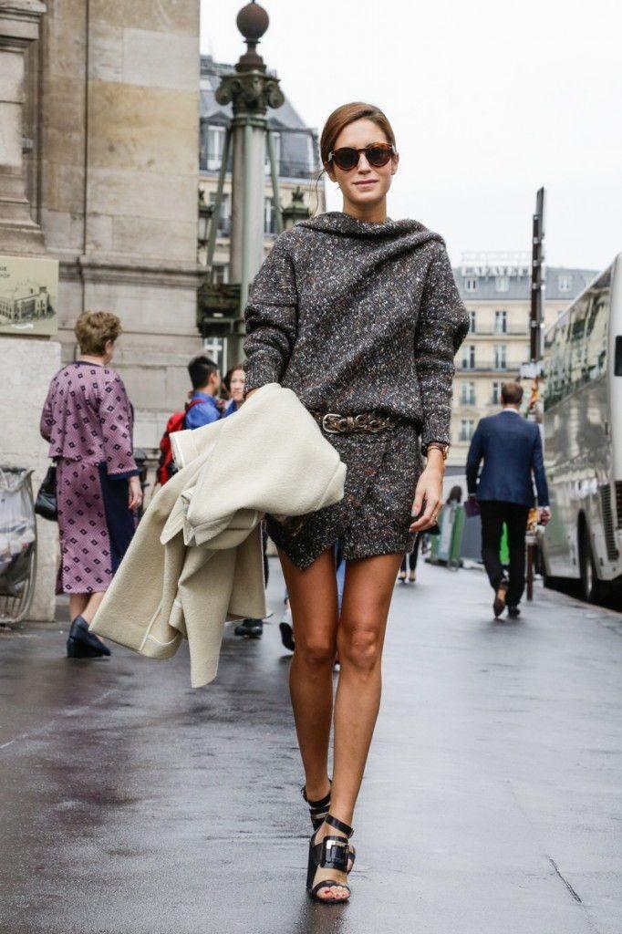 Уличная мода 2016-2017