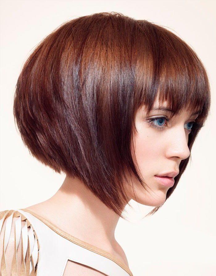 Модное окрашивание волос в 2016 году на короткие волосы фото