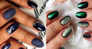 Дизайн ногтей зима 2016 фото новинки