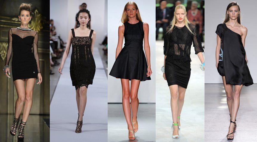 Картинки самое модное платье