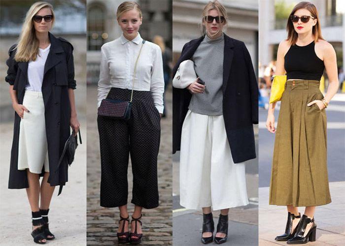 Модные луки 2017