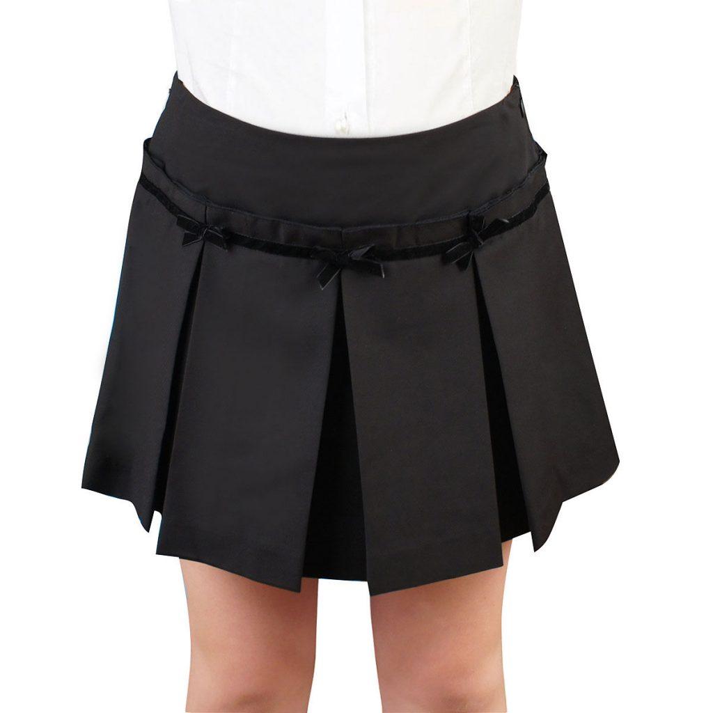 Как сшить юбку для девочки: мастер