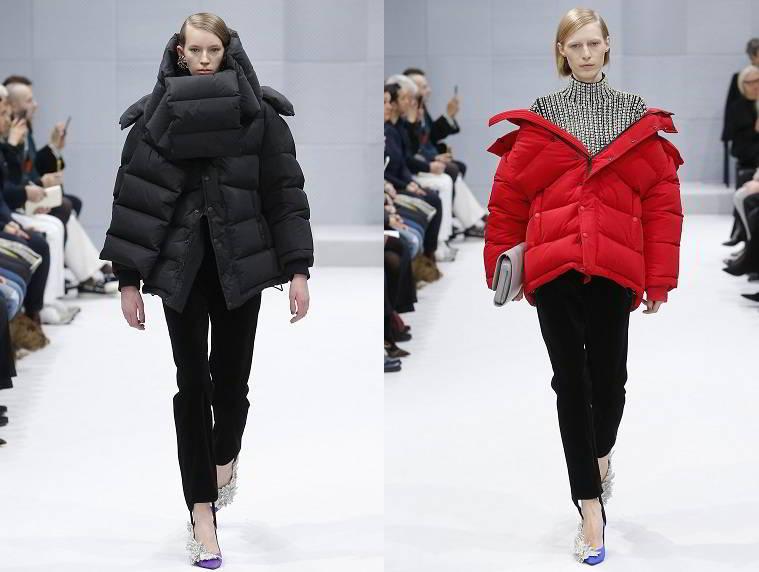 Модные пуховики осень зима 2016 2017