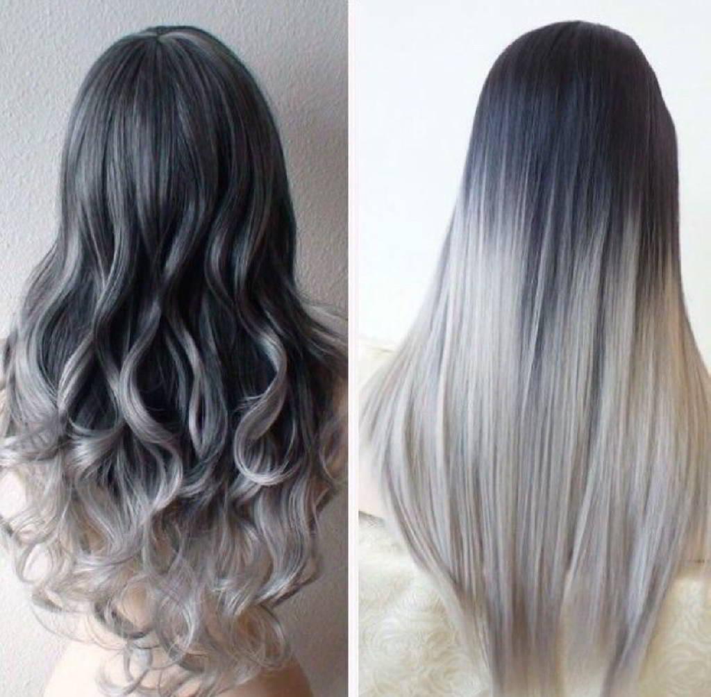 Модные тенденции окрашивания волос 2017