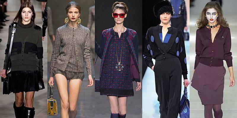 Модные вязаные вещи 2016-2017
