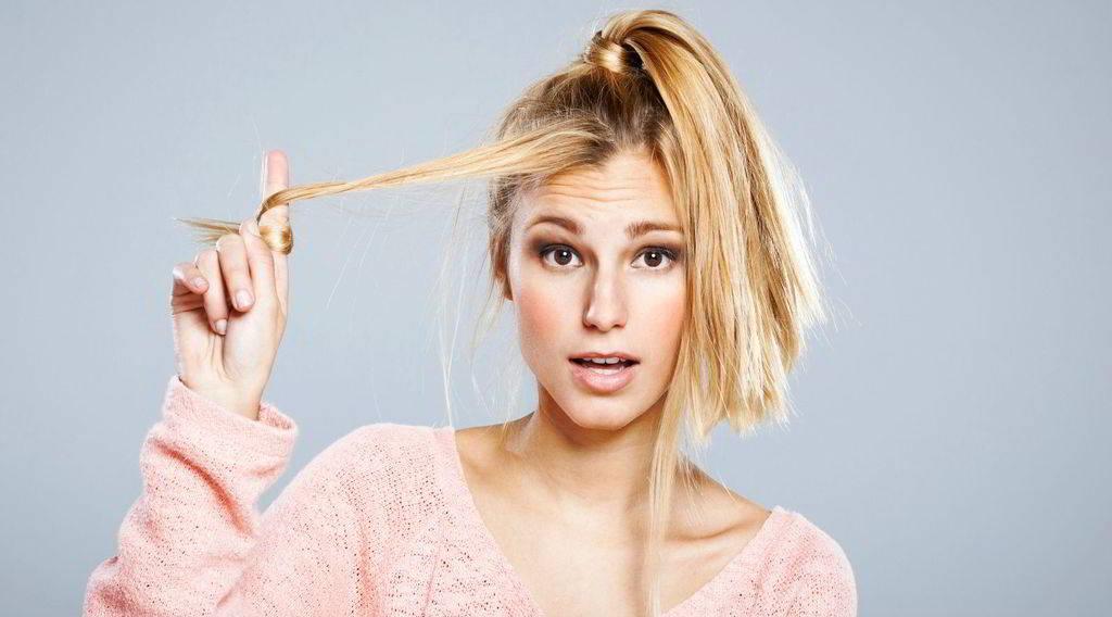 Как сделать волосы густыми они у меня тонкие 997
