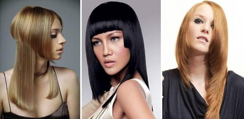 Стрижки 2017 модные тенденции фото на длинные волосы