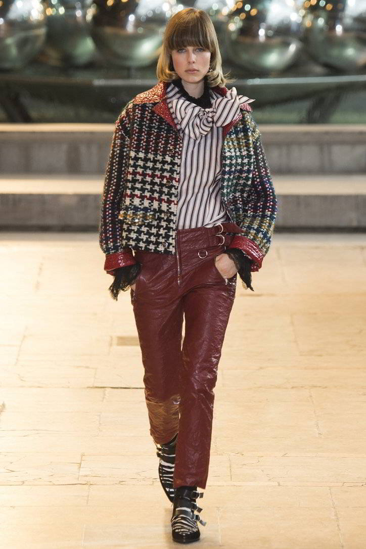 Брюки женские 2017 года модные тенденции