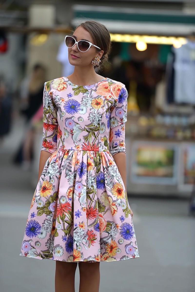Модные цвета весна-лето 2017 года в одежде