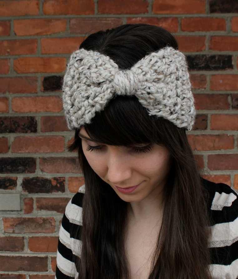 Как носить шапку с челкой
