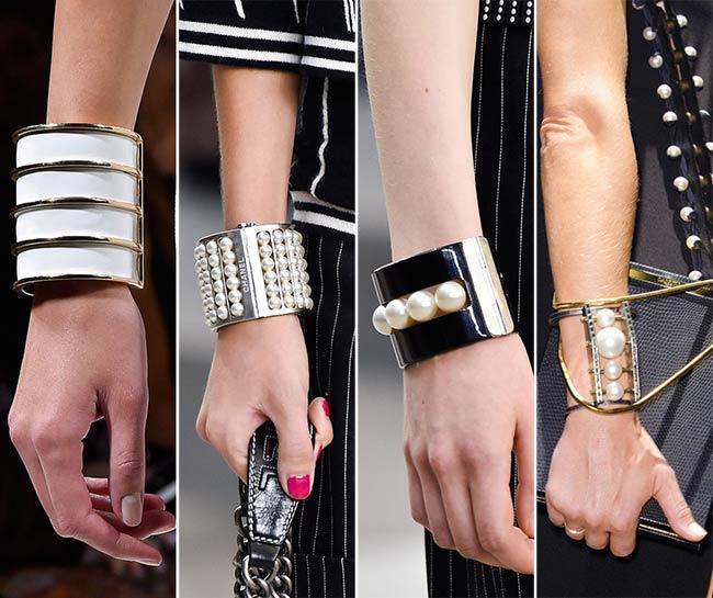 Модные браслеты 2017 фото