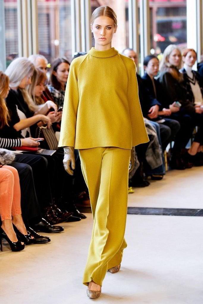 Модные цвета зима 2017 года в одежде