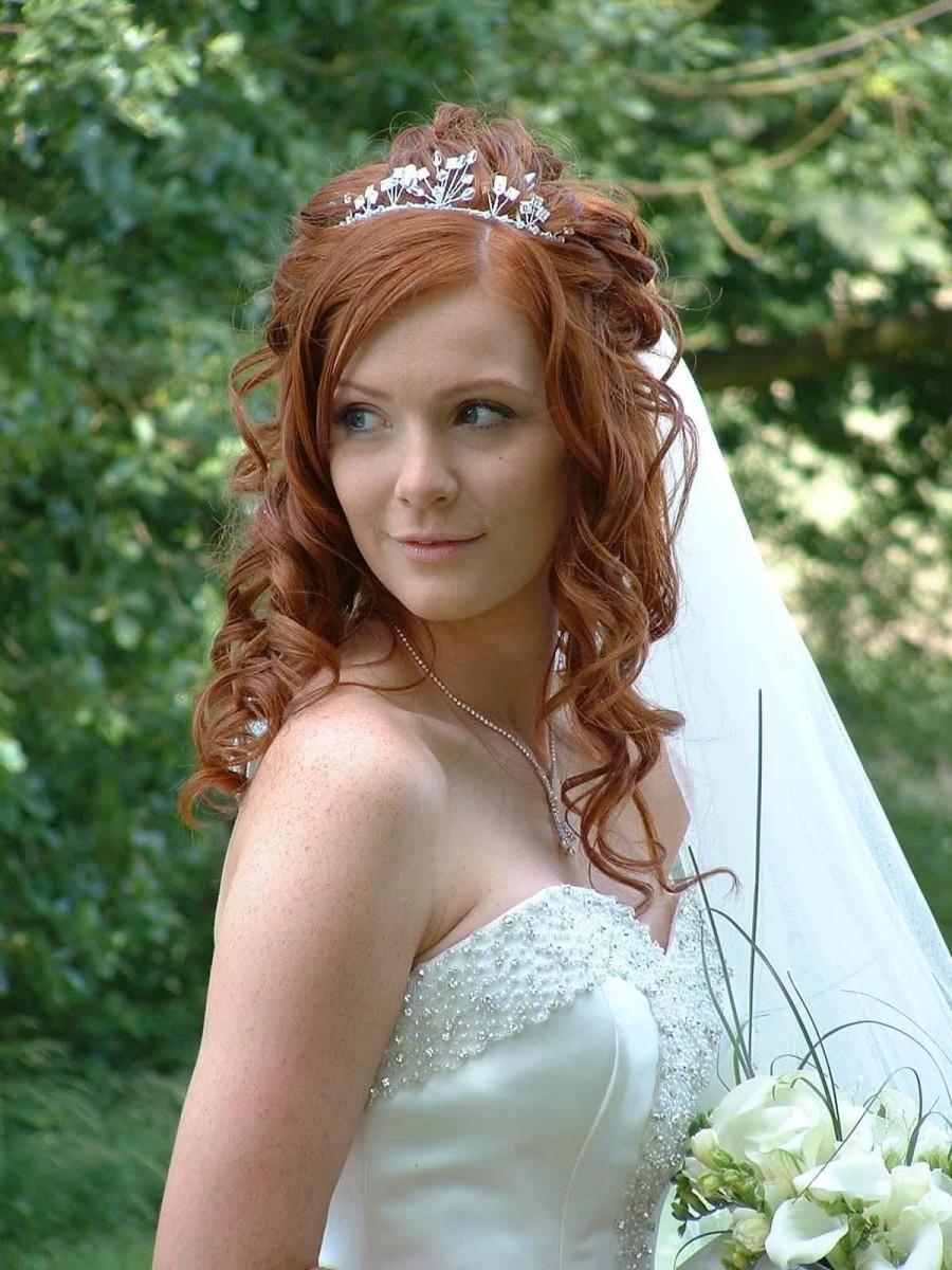 Свадебные прически но не для невесты