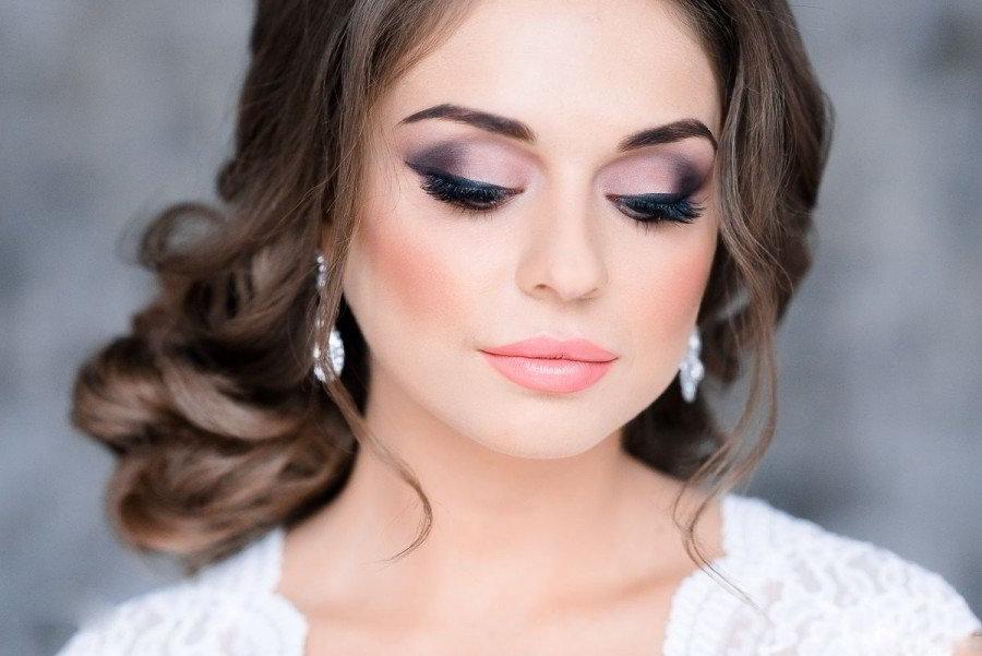 Свадебный макияж 2017 фото