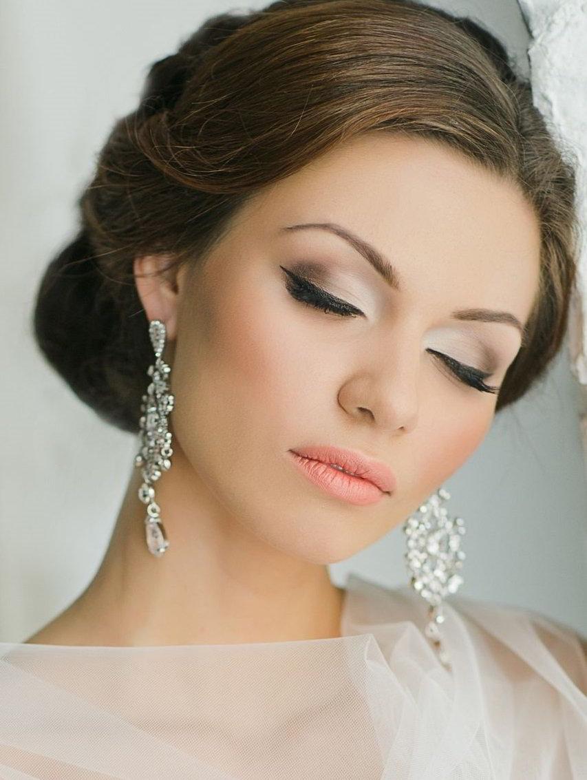 Свадебный макияж 2017 фото новинки