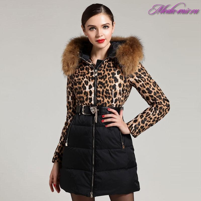 Куртки Леопард Купить