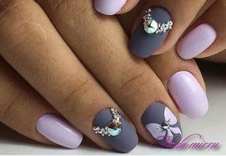 Красивые модные ногти 2017