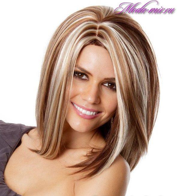 Мелирование и покраска волос фото