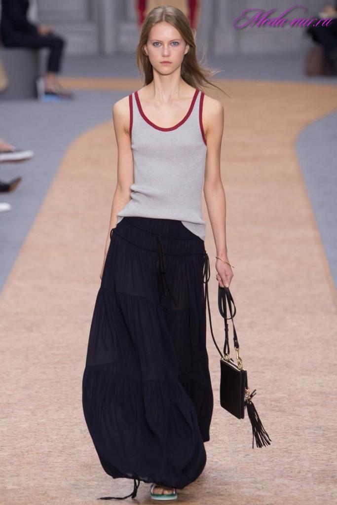 Модные образы весна лето 2017 для женщин