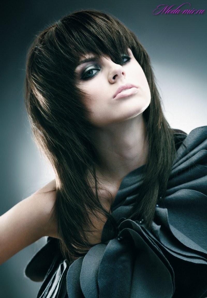 Модные прически 2017 женские на длинные волосы фото