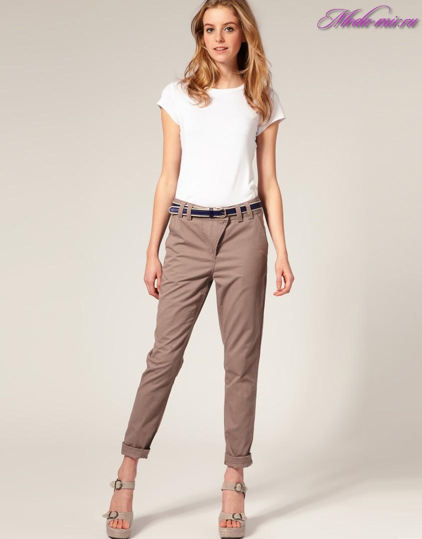 Модные брюки весна лето 2017 фото