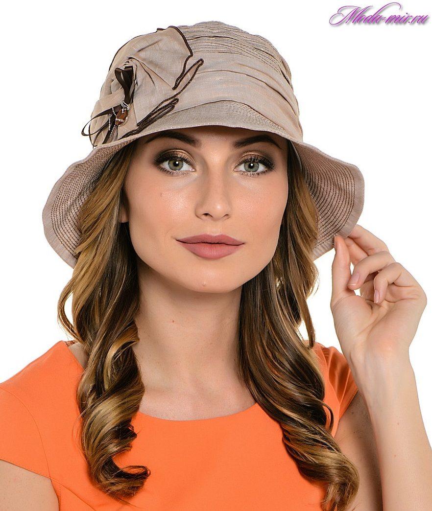Модные шапки весна лето 2017