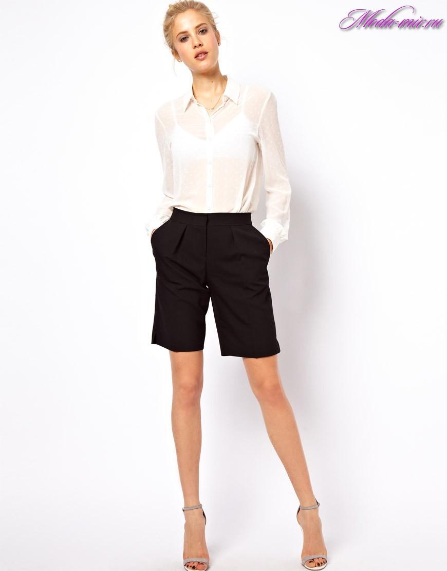 Модные шорты лето 2017