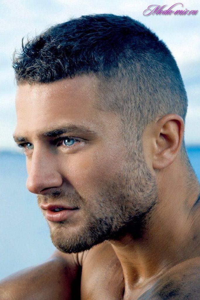 Причёски для мужчин для коротких волос