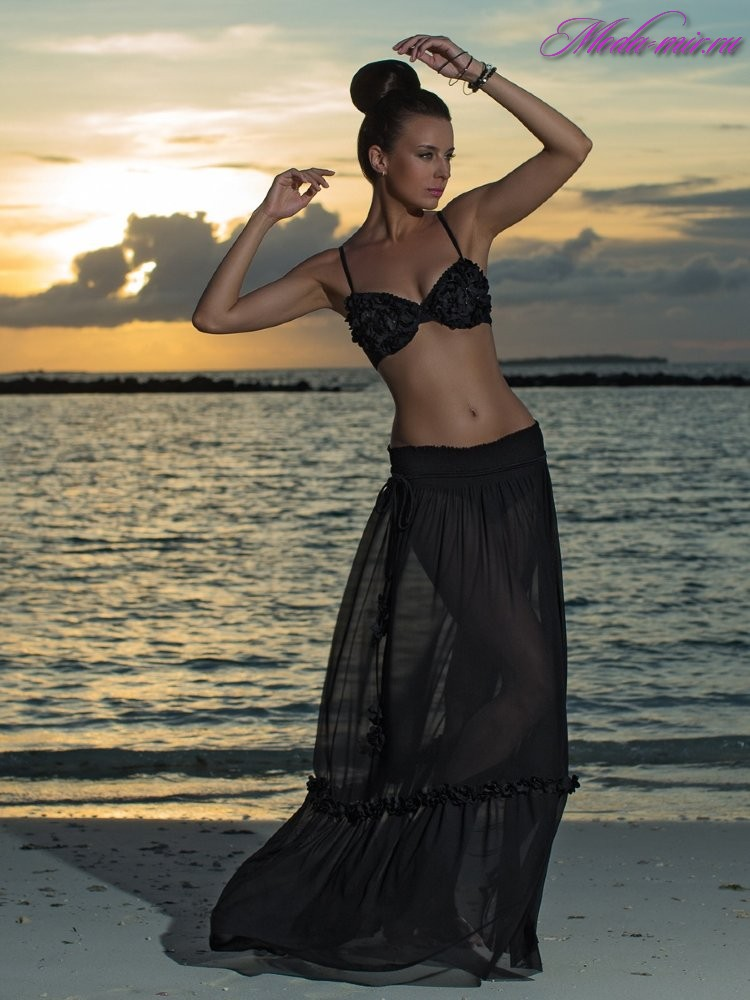 Пляжная мода 2017