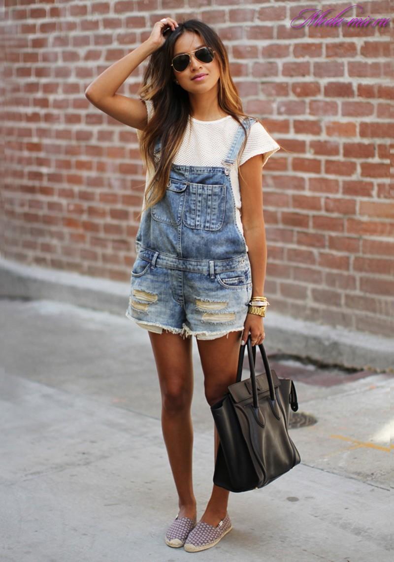 Модные луки лето 2017 фото