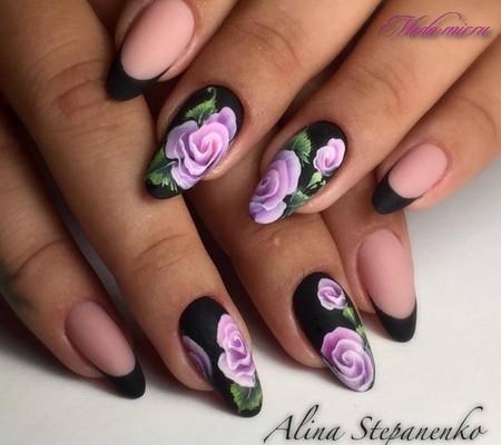 Модный дизайн ногтей 2017 фото новинки френч