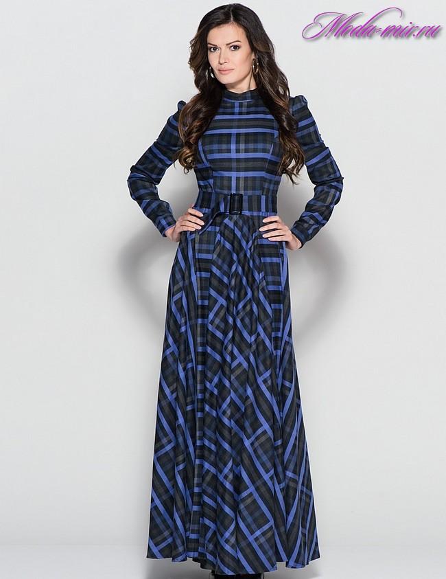 Платья осень зима 2017 2018 фото