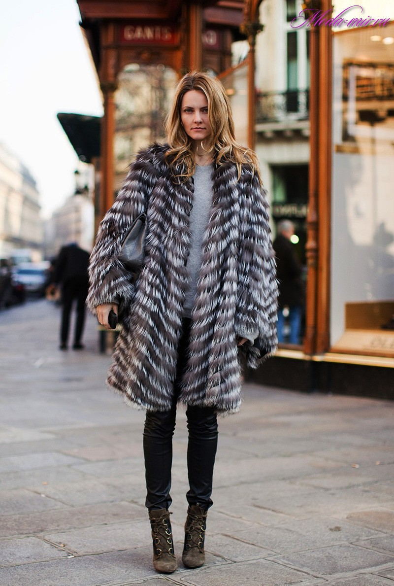 Модные луки осень зима 2017 2018 фото