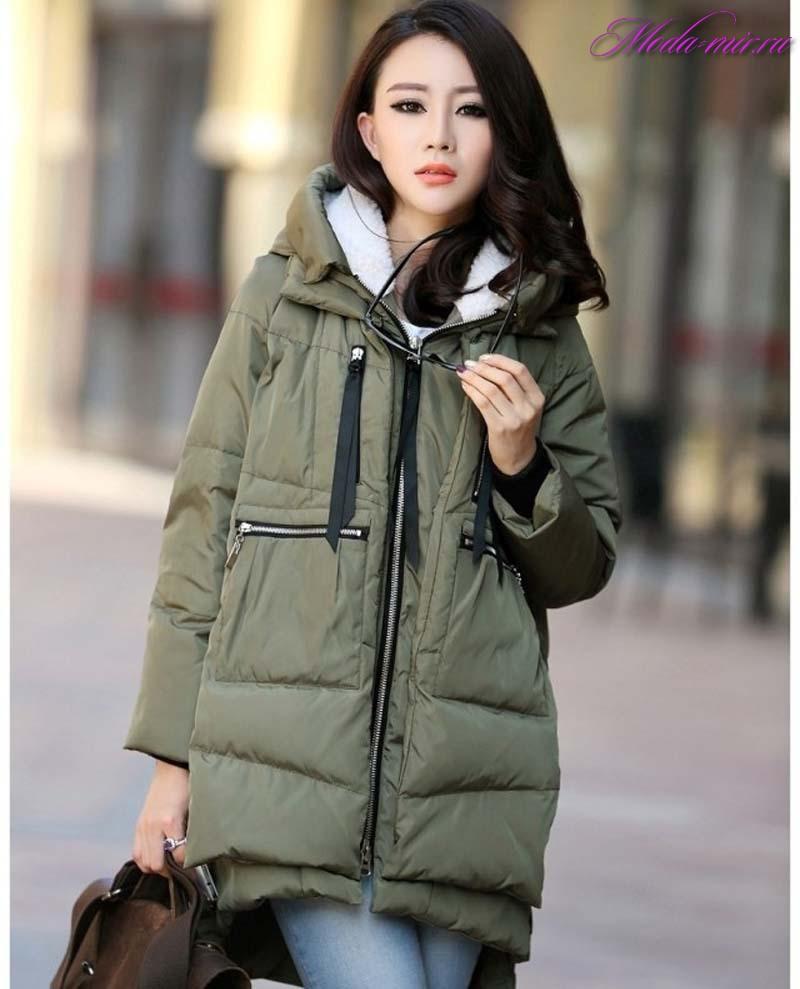 Модные куртки осень зима 2017 2018 фото