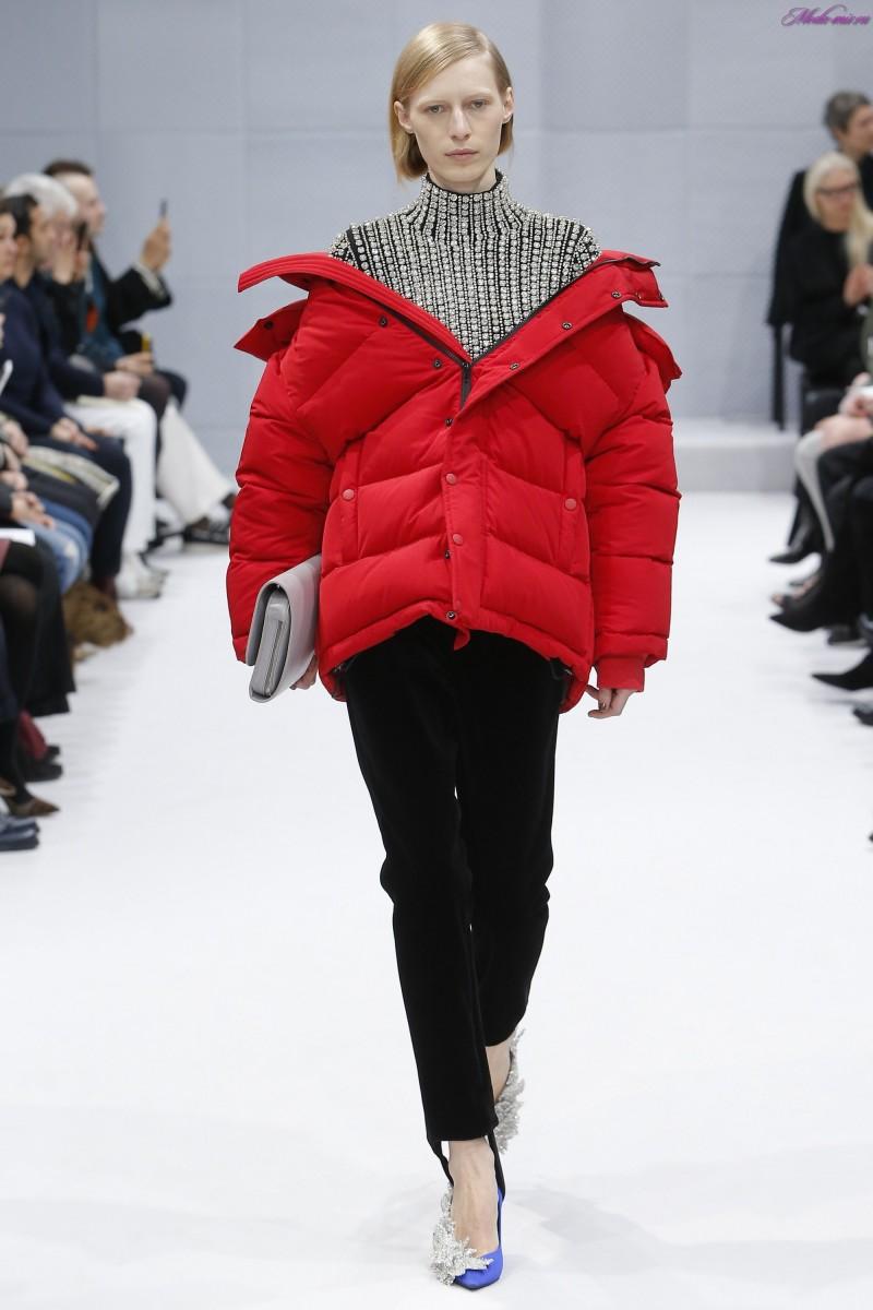 Модная верхняя одежда осень зима 2017 2018