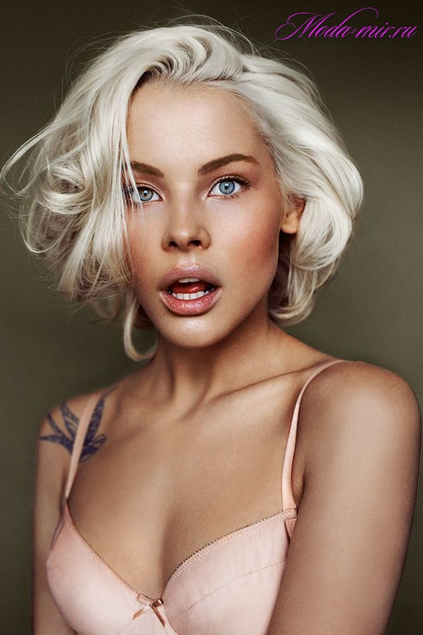 Модный цвет волос 2018 фото новинки