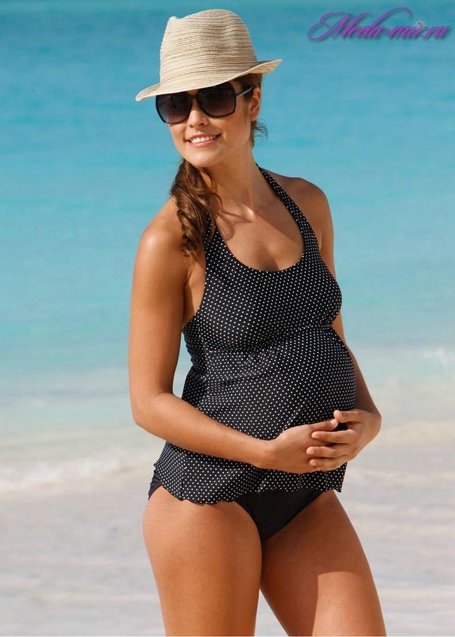 Мода для беременных 2018 фото новинки