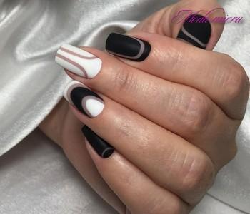 Дизайн ногтей осень зима 2017 2018 фото