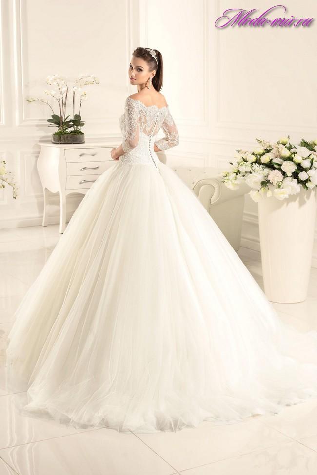 Свадебные платья 2018 фото новинки