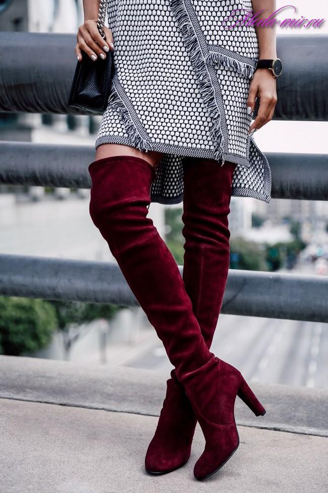 Женская обувь осень зима 2017 2018