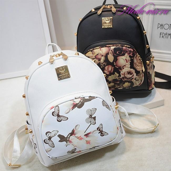 22ff33da8d80 Модные рюкзаки 2018 фото