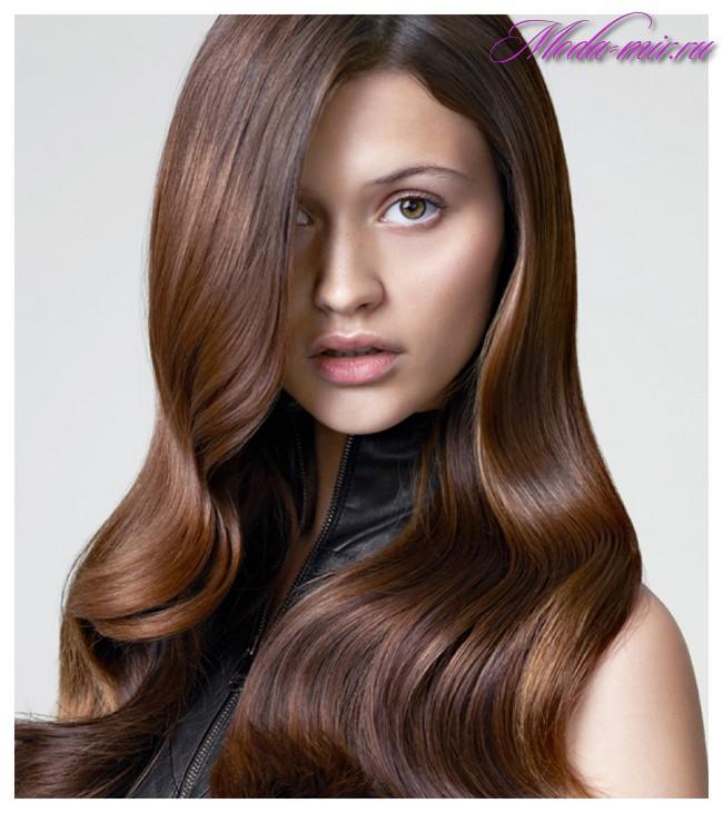 Модные оттенки волос 2018 фото