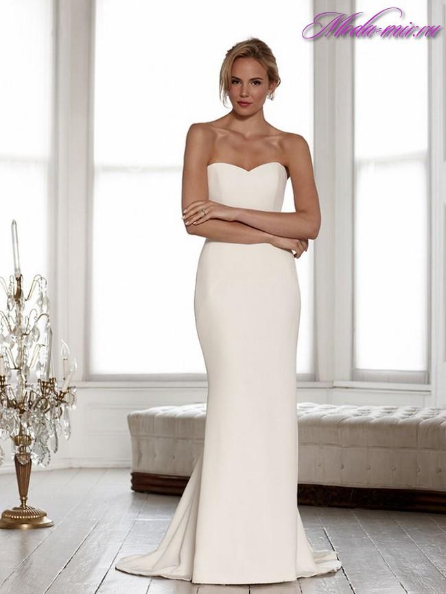 Модные свадебные платья 2017 фото новинки