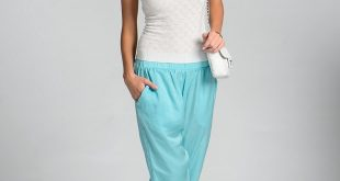 Модные летние брюки 2017 женские фото