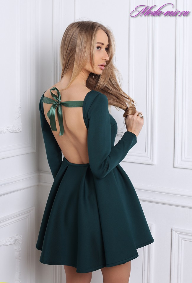 Новинки выпускных платьев 2018