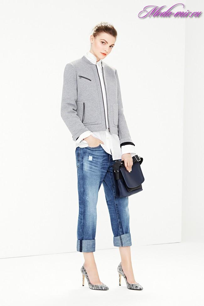 Модные джинсы осень зима 2017 2018