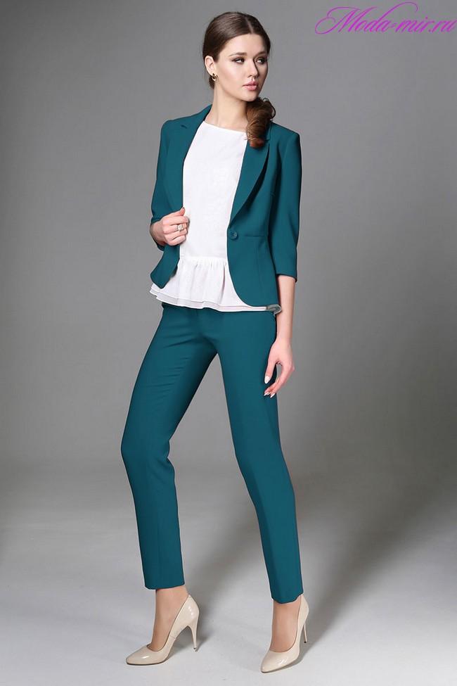Женские костюмы 2018 модные тенденции