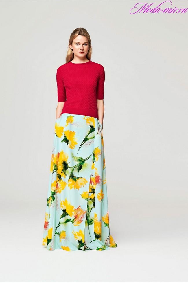Юбки весна лето 2018 модные тенденции